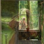 """Anavera """"autoportret z kaktusem"""" (2009-07-27 01:15:12) komentarzy: 14, ostatni: Dobry wieczór deszczowa dziewczyno. :)..."""