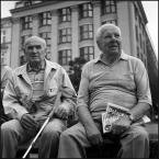 """MartaW """"Polacy i fakty"""" (2009-08-28 11:02:49) komentarzy: 5, ostatni: Dobrze się z nimi rozmawialo i dobrze się ich fotografowalo :)"""