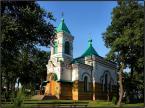 """Andres42 """"Cerkiew Opieki Matki Bożej w Kobylanach... gm. Terespol, pow. bialski, woj. lubelskie"""" (2009-09-18 06:31:28) komentarzy: 14, ostatni: tam mnie jeszcze nie było, ładnie wygląda, będę miał tą cerkiew na uwadze ;]"""