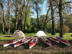 """dziewanna1 """"Jesienny spływ"""" (2009-10-02 14:23:45) komentarzy: 3, ostatni: Piętrowo spaliście w tych namiotkach? :)"""