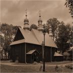 """Andres42 """"Kościół w Hannie, dawna cerkiew unicka"""" (2009-10-15 06:34:49) komentarzy: 5, ostatni: Bardzo dobre... tonacja świetnie pasuje do tematu...."""