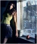 """Martastokrotka """"*"""" (2009-11-15 10:33:33) komentarzy: 7, ostatni: głębia ostrości inna - ażeby nieatrakcyjne otoczenie za oknem nieostrym uczynić ;]"""