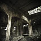 """DELF """"zapomniana przestrzen"""" (2009-12-03 20:16:16) komentarzy: 11, ostatni: kapkę bym w dól kadr przesunął.."""