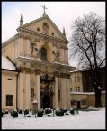 """kazan48 """"Kościół św. Franciszka Salezego, Kraków /1692r./"""" (2010-01-27 12:12:40) komentarzy: 9, ostatni: ładnie..."""