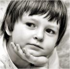 """EDIT_P-JANKO """"zamyślenie"""" (2010-02-04 20:47:18) komentarzy: 4, ostatni: sliczna buzka, bardzo pozytywna fotka :-)"""