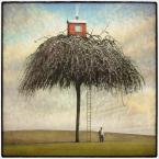 """klimat """""""" (2010-05-16 11:21:51) komentarzy: 44, ostatni: mogłabym sobie takie drzewko posadzić... tylko po drabinie nie lubię chodzić;)"""