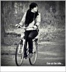 """sbms """"floe on the bike"""" (2010-07-27 17:49:42) komentarzy: 1, ostatni: w tym przypadku preferuję bardziej ostre kadry, pozdrawiam"""