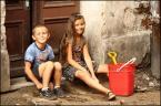 """Cigana """"dzieciaki z ulicy Kurkowej IV"""" (2010-08-15 11:05:17) komentarzy: 3, ostatni: tez za wersją b&w"""