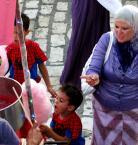 """Gains """"Wata dla  pajączków"""" (2010-08-23 22:27:58) komentarzy: 3, ostatni: To nie są Czeczeni ;)"""