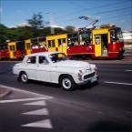 """Paweł C. """""""" (2010-08-24 17:54:05) komentarzy: 7, ostatni: dobre dynamiczne ujęcie - zestawienie warszawy z tramwajem"""