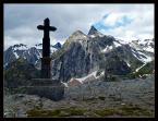 """Wojtek K. """"Na przełęczy Św. Bernarda też stoi krzyż..."""" (2010-09-09 19:59:10) komentarzy: 8, ostatni: moim zdanie fajne skomponowane :)"""