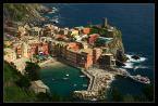 "Wojtek K. ""Vernazza. Italia , Liguria Levante , Cinque terre."" (2010-10-10 17:58:11) komentarzy: 6, ostatni: rewelacyjne miejsce"