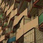 """Tomasz P. Dunabe """"balkon"""" (2010-11-17 01:54:04) komentarzy: 1, ostatni: każdy na balkonie robi co chce......jeden zabudowuje inny nie..../+++/"""