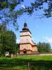 """Maciek Froński """"Kościół z Łososiny Dolnej"""" (2010-11-24 10:19:14) komentarzy: 0, ostatni:"""