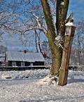 """Adam Falkowski """"Szczęśliwego Nowego Roku 2011 !!!"""" (2010-12-30 19:34:27) komentarzy: 2, ostatni: Szczęśliwego! Ciekawa kapliczka w fajnym świetle"""