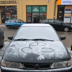 """miastokielce """"ul. Warszawska Kielce"""" (2011-01-25 12:04:26) komentarzy: 3, ostatni: """"Karny ku*as za ch**owe parkowanie""""."""