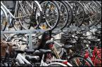 """LukasKaminski """"parking na rowery"""" (2011-01-30 15:49:47) komentarzy: 1, ostatni: niezauważone, a fajne"""