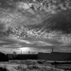"""Zeny """"Katowice 8.00 rano"""" (2011-02-03 16:58:57) komentarzy: 27, ostatni: podobają mi się te chmurki dobrze uzupełniają całość"""