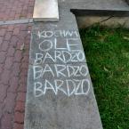 """miastokielce """"Ul. Radiowa Kielce"""" (2011-02-13 23:50:02) komentarzy: 3, ostatni: a mnie się napis podoba ;))) [cały projekt też]"""