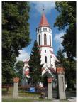 """opty49 """"Świerże - kościół"""" (2011-03-02 19:49:31) komentarzy: 2, ostatni: Można się czepiać ale po co. Miłe zdjęcie jest w odbiorze i pewnie o to chodziło."""