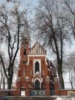 """opty49 """"Kościół pw. św.Jozefata w Rejowcu (woj. lubelskie)"""" (2011-03-16 20:34:21) komentarzy: 2, ostatni: wiem, że są dwa....Rejowce i ludzie się mylą :)))))))))))))), a zdjecie słabe"""