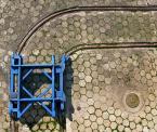 """macieknowak """"Zakręt"""" (2011-05-16 15:19:02) komentarzy: 2, ostatni: Na zakręcie o takim małym promieniu łatwo wypaść z toru. Prędkości w każdym razie nie rozwinie się tu :)"""