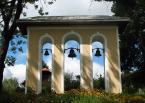 """opty49 """"Ustrzyki Dolne - dzwonnica przy cerkwi"""" (2011-05-29 11:34:05) komentarzy: 2, ostatni: bardzo ciekawe dla mnie miejsce, trochę bym wyprostował"""