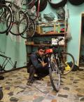 """Maciej Konopka """"Mechanik rowerowy...."""" (2011-06-18 17:53:33) komentarzy: 19, ostatni: +++"""