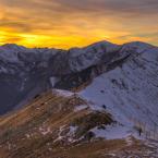 """marcinkesek """"palące się nad Tatrami niebo"""" (2011-07-11 20:26:09) komentarzy: 6, ostatni: ładne"""
