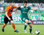 """Dawid Gaszyński """"Śląsk Wrocław vs Dundee United"""" (2011-07-17 16:09:27) komentarzy: 2, ostatni: mam słabość do Śląska :)))) oby na wyjeździe poszło dobrze !"""