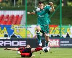 """Dawid Gaszyński """"Śląsk vs Lokomotiv Sofia"""" (2011-07-29 06:30:12) komentarzy: 2, ostatni: fajny kadr i doskonały moment"""