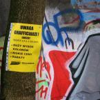 """miastokielce """"Ul. Planty Kielce"""" (2011-08-06 10:50:43) komentarzy: 4, ostatni: dobre graffitti  jest sztuka i da się je odróżnić od bazgrania po murach :) dlatego warto wspierać sztukę ;)"""