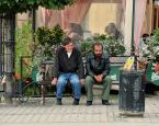 """Maciej Konopka """"Na ławeczce słuchając country....."""" (2011-08-15 20:31:32) komentarzy: 41, ostatni: Ludzi, kurde, żal..  kontrasty są.."""
