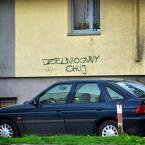 """miastokielce """"Ul. Grunwaldzka Kielce"""" (2011-08-19 14:09:29) komentarzy: 10, ostatni: Ale """"W"""" jakie fikusne namalowal - to musi byc ktos z fantazja :)"""
