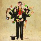 """balsaQ """": wieloręki :"""" (2011-09-30 13:16:03) komentarzy: 2, ostatni: pracownik miesiąca w Tesco..."""