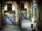 """justyna-sin """"w Barcelonie"""" (2011-10-02 23:45:23) komentarzy: 1, ostatni: bardzo ładna parka - tonacja, kadr, pomysł ... aha, dopiero po chwili zauważyłem śpiącego gościa na lewej części dyptyku ;) Bardzo mi się podoba Twoja praca :)"""