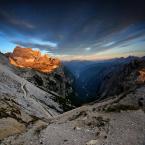 """Meller """"Zmierzch"""" (2011-10-08 14:44:01) komentarzy: 33, ostatni: w drodze pod  Tre Cime - Dolomiti di Sesto ...:)"""
