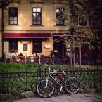 """Paddinka """""""" (2011-10-27 12:12:41) komentarzy: 9, ostatni: swietne tony.Choc rower potraktowałbym może mniej centralnie...."""
