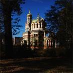 """Paweł C. """""""" (2011-11-04 09:14:38) komentarzy: 13, ostatni: z mroku bogactwo form i kolorów się wyłania. Naświetlone na budynek, i dobrze. W ten sposób podkresliłes jego rangę. Podoba mi się"""