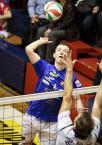"""Dawid Gaszyński """"Gwardia Wroclaw vs UMKS Keczanin Kety"""" (2011-11-27 21:15:56) komentarzy: 1, ostatni: W Twoim wykonaniu spodziewałbym się lepszego kadru :-)"""