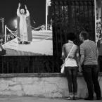 """krushon """""""" (2012-01-22 18:06:27) komentarzy: 10, ostatni: fajnie wypatrzone...obrócił się żeby ich pobłogosławić,bdb :)"""