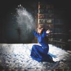 """fotozwierze """""""" (2012-02-11 22:39:04) komentarzy: 7, ostatni: dziwna ta winieta w sniegu wyszla, ale to nadal dzien papajedi ;)"""