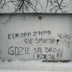 """miastokielce """"Ul. Zagórska; Kielce"""" (2012-02-18 14:45:01) komentarzy: 5, ostatni: tez mi cos. co innego jak by sie tak chiny smialy."""