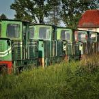 """PawełP """""""" (2012-02-27 18:09:05) komentarzy: 4, ostatni: Uwielbiam występującą mnogość pojazdów kolejowych."""