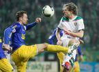 """Dawid Gaszyński """"Śląsk vs Arka"""" (2012-03-22 01:00:28) komentarzy: 3, ostatni: sory ok pomyliłem z lewą :)))"""