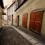 """asiasido """"Cieszyński zaułek"""" (2012-04-15 22:49:26) komentarzy: 10, ostatni: ale fajna uliczka.."""