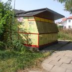 """miastokielce """"Ul. Piekoszowska; Kielce"""" (2012-05-16 17:34:30) komentarzy: 1, ostatni: Ale architektoniczny twór :)"""