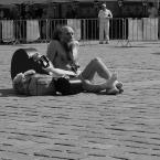 """Zeny """"Wrocław - rekord gitarowy 2012"""" (2012-05-20 19:29:02) komentarzy: 40, ostatni: pana o podobnym wyglądzie spotkałem przy """"Bramie Brandenburskiej""""... może to i on..."""