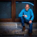 """arturst """"blue man"""" (2012-11-08 21:25:17) komentarzy: 38, ostatni: fantastyczny błękitno-brązowy Portret Mężczyzny"""