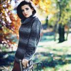 """LeszeK """""""" (2012-11-10 17:02:44) komentarzy: 10, ostatni: Fajnie się te paski na swetrze zgrywają z tłem"""